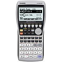 CASIO FX-9860GII - Calculadora gráfica, 21.2 x 91.5 x 184 mm, plateado