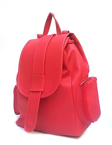 7f4e8f6815a 39% OFF on Vintage Women s Backpack Handbag (Red