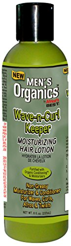 Men's Organics Wave-n-Curl Keeper Moisturizing Hair Lotion