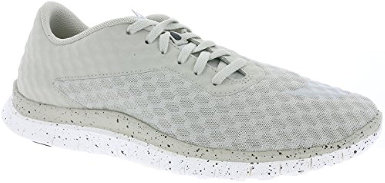 Nike Hombres de Tauro 725125 – 003 – 42 Hypervenom Low Zapatillas Deportivas de Running, Lunar, color gris/blanco...