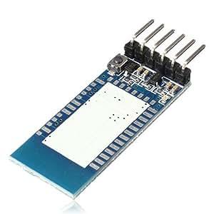 Carte d'interface de base émetteur-récepteur Bluetooth Serial Module HC-05 06 Pour Arduino
