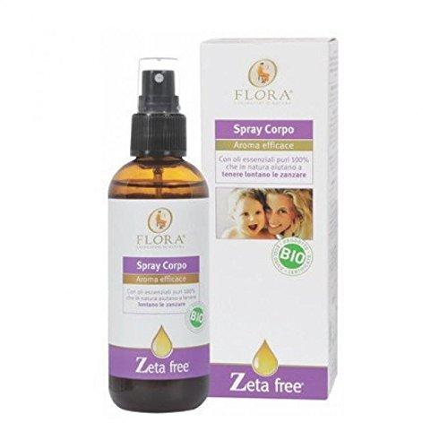 spray-corpo-antizanzare-flora-zetafree-100-bio-100ml