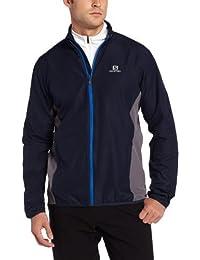 Salomon Men's Start Jacket, Big Blue-X, Large by Salomon