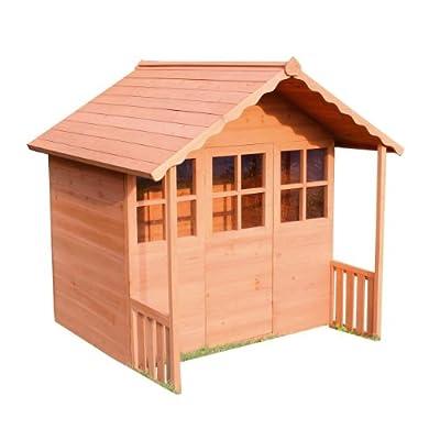 Kinderspielhaus Holzhaus Gartenhaus für Kinder von Pro-Manufactur bei Du und dein Garten