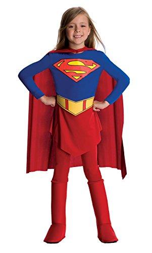 Generique - Costume Supergirl Bambina