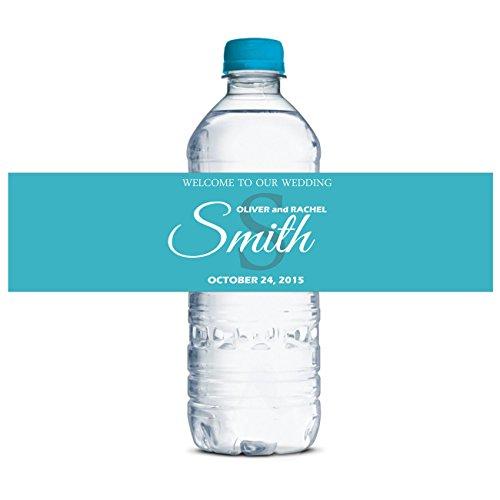 ebeetiketten kundenspezifische party personalisierten Wasserflaschenaufkleber 8