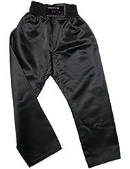 DEPICE - Pantalones de kickbox negro negro Talla:180 cm