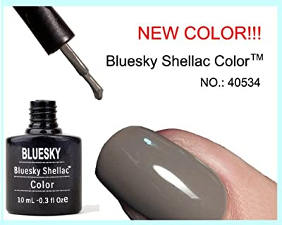 Bluesky Shellac 40534 Rubble - UV Gel Soak off Nail Polish 10ml