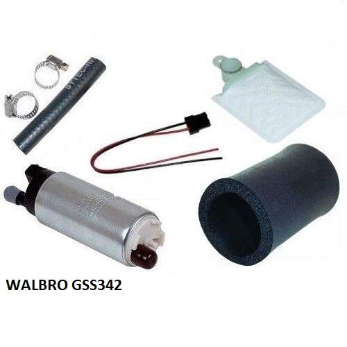 Used, WALBRO 255 LPH FUEL PUMP UPGRADE GSS342 WITH FITTING for sale  Delivered anywhere in UK