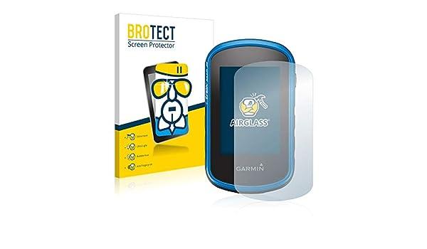 BROTECT Protection Ecran Verre pour Garmin Edge 810 Protecteur Vitre 9H AirGlass