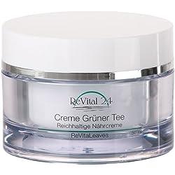 ReVital 24: Erdreich Creme Grüner Tee (50 ml)