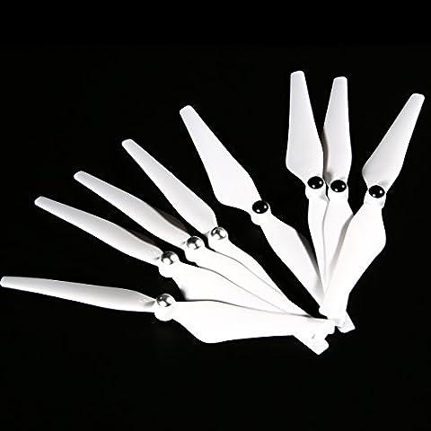 The Phantom Of The - XCSOURCE® 4 paires vérrouillage automatique Prop hélices