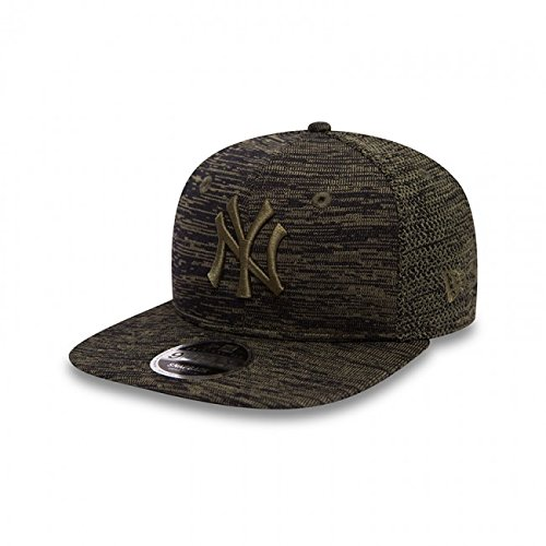 check out 4cc39 db0a1 New Era Men Caps Snapback Cap Engineered Fit NY Yankees 9Fifty Olive S M