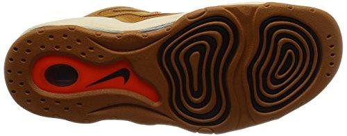 Nike Air Pippen, Chaussures de Gymnastique Homme Or (Desert Ochre/fossil/total Orange/velvet Brown 700)
