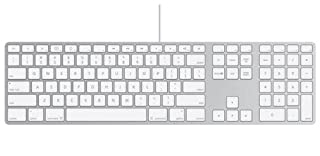 Apple MB110Y/B - Teclado (USB), Blanco (B005GI8BPW) | Amazon price tracker / tracking, Amazon price history charts, Amazon price watches, Amazon price drop alerts