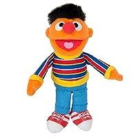 Sambro Sesame street Ernie Plush Stuffed Toy Original Muppet, Multicolour, 38 cm