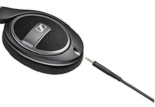 Sennheiser HD 559 Kopfhörer (ohrumschließender, offener) schwarz/anthrazit matt - 5