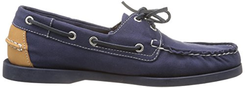 Sebago SPINNAKER B72871 Herren Blu (Navy/Tan)