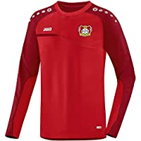 Jako Fußball Bayer 04 Leverkusen Sweatshirt Prestige Kinder Pullover rot Gr 164