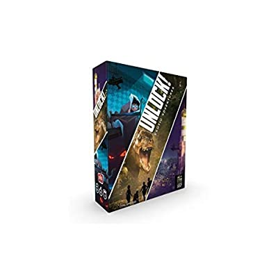 Asmodée - Unlock ! Exotic Adventures - 3558380057888