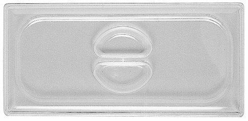 Plexi - Deckel Speiseeisbehälter 360x165 mm Speiseeisbehälterdeckel für Eisschale