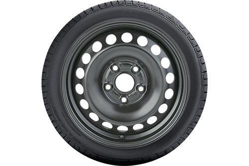 Preisvergleich Produktbild VW WKR 6, 5x16 5 / 112 / 48 Stahl-Basisrad 205 / 60 R16 96H XL - DLWS1538