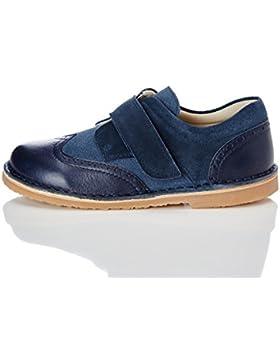 [Patrocinado]Red Wagon Zapato con Calados y Tira de Velcro para Niño