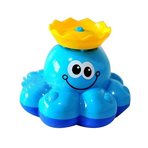 Giochi Bagnetto Polpo Piccolo Nuotano Animale Bagno Water Toys per Bambini 1 anno
