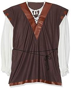 Limit Sport - Camisa y chaleco medieval, talla L (NC012)