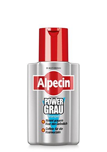 Alpecin PowerGrau Shampoo, 1 x 200 ml