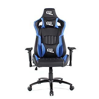 1337 Industries Silla GC890/BW (Negra Blanca)