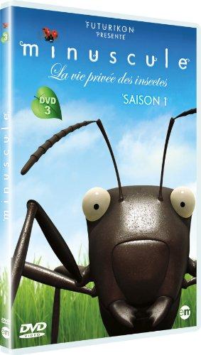 Minuscule : la vie privée des insectes - Saison 1, DVD 3