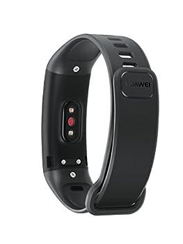 Huawei Band 2 Pro Fitness-tracker (Gps, Bluetooth, Herzfrequenzmessung, Wasserdicht Bis 5 Atm) Schwarz 3