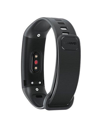 Huawei Band 2 Pro Fitness-Tracker (GPS, Bluetooth, Herzfrequenzmessung, Wasserdicht bis 5 ATM) Schwarz - 4