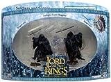 Playset El Señor de los Anillos /Lord Of The Rings- 3- Pack - Twilight Ambush at Weathertop - Ringwraith + Twilight Frodo + Ringwraith - Play Along