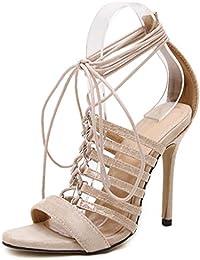 Lh$yu Sandalias de Mujer Zapatos De TacóN Alto para Mujer Zapatos De TacóN Alto Zapatos De TacóN Alto para Mujer...