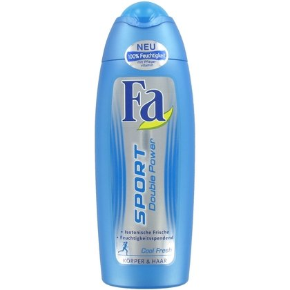 6 Stück Fa Duschgel für Frauen -
