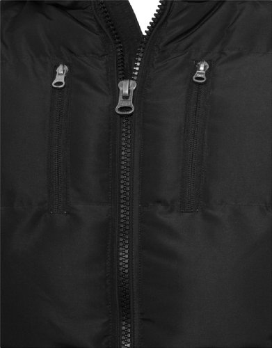 Urban Classics Expedition Jacket, Giacca Uomo Nero - nero