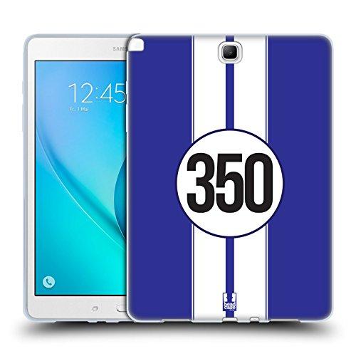 Head Case Designs Russia Viva Il Calcio Cover Retro Rigida per Apple iPhone 7 Plus / 8 Plus Bianco E Blu