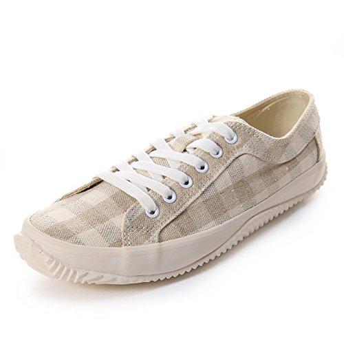 Les chaussures de toile d'automne/ bas fond plat sabot/Respirant casual chaussures de sport B
