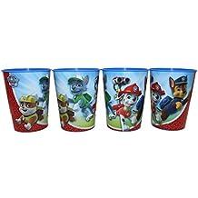 Nickelodeon Paw Patrol bicchiere di succo tazza set