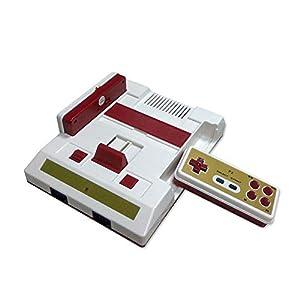 Doppelte Spielekonsole Home TV-Spielekonsole, Gelbe Karte 2,4G Wireless Controller, HDMI-HD-TV-Ausgang