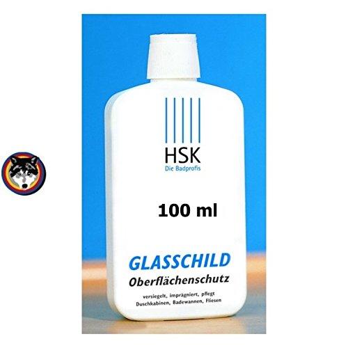 HSK Glasschild Oberflächenschutz 100 ml wasserabweisend
