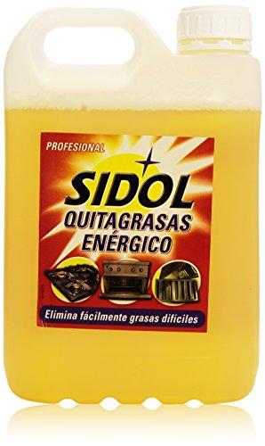 Sidol Quitagrasas Enérgico Profesional - 4.85 kg