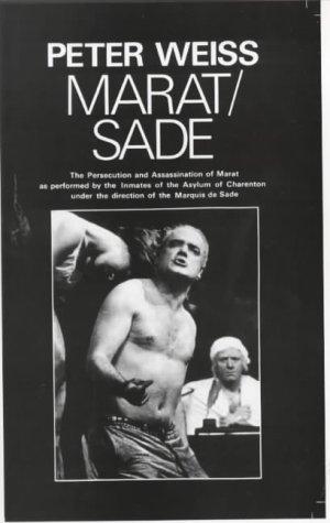 Marat/Sade por Peter Weiss