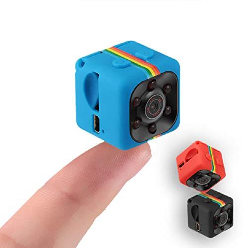 ZEBO Mini Spy Camera 1080P Versteckte Kamera Mit Nachtsicht Und Bewegungsüberwachung Sehr Versteckte Innenüberwachungskamera Geeignet Für Zuhause, Büro Und Lager,Red,960P Wireless-spion-kamera-uhr