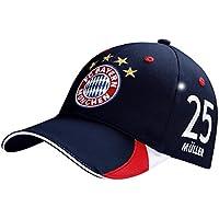 FC Bayern München Thomas Müller Cap, blu navy, Taglia unica