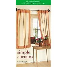 Simple Curtains (Soft Furnishing Workbooks) (Soft Furnishing Workbooks S.)