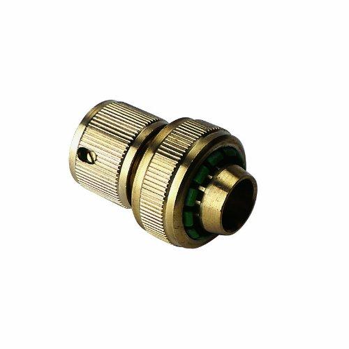 Xclou 369753 acqua-Stop-Morsetto per tubo flessibile in ottone 3/4