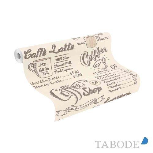 Rasch Selection Vlies Tapete 614923 Küche creme beige braun